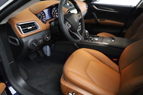 New 2021 Maserati Ghibli S Q4 for sale $86,954 at Maserati of Westport in Westport CT 06880 23