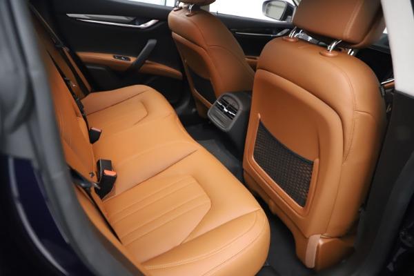 New 2021 Maserati Ghibli S Q4 for sale $86,954 at Maserati of Westport in Westport CT 06880 24