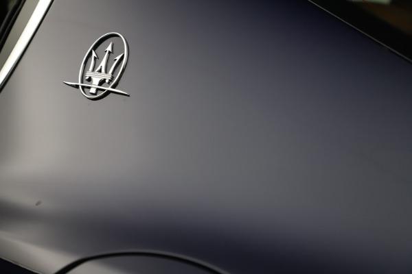 New 2021 Maserati Ghibli S Q4 for sale $86,954 at Maserati of Westport in Westport CT 06880 26