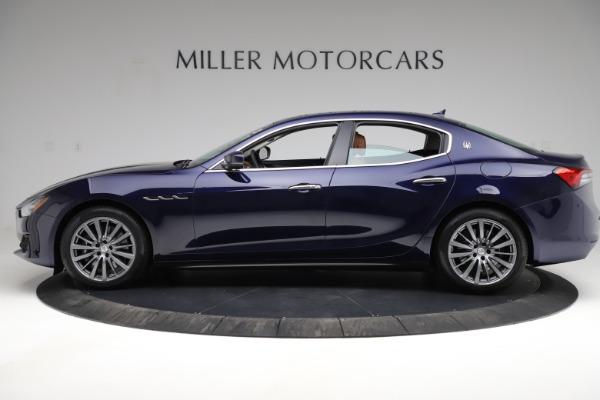 New 2021 Maserati Ghibli S Q4 for sale $86,954 at Maserati of Westport in Westport CT 06880 3