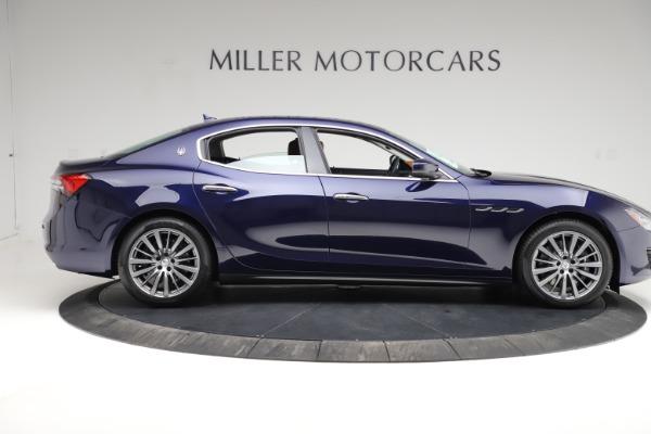 New 2021 Maserati Ghibli S Q4 for sale $86,954 at Maserati of Westport in Westport CT 06880 9