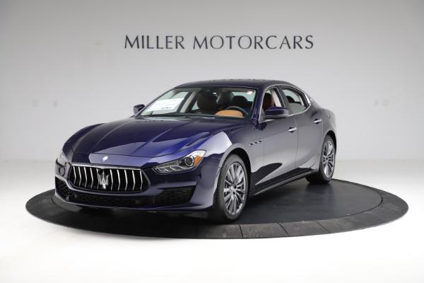 New 2021 Maserati Ghibli S Q4 for sale $86,954 at Maserati of Westport in Westport CT 06880 1