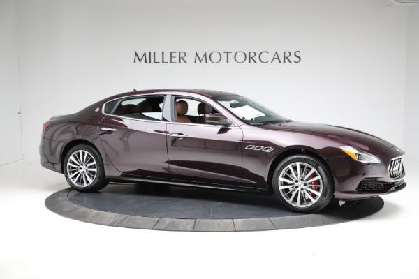 New 2021 Maserati Quattroporte S Q4 for sale $114,149 at Maserati of Westport in Westport CT 06880 10