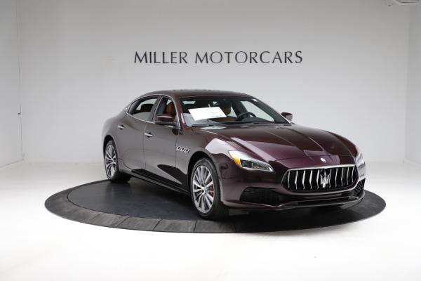 New 2021 Maserati Quattroporte S Q4 for sale $114,149 at Maserati of Westport in Westport CT 06880 11