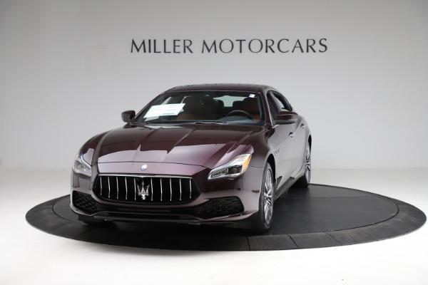 New 2021 Maserati Quattroporte S Q4 for sale $114,149 at Maserati of Westport in Westport CT 06880 12