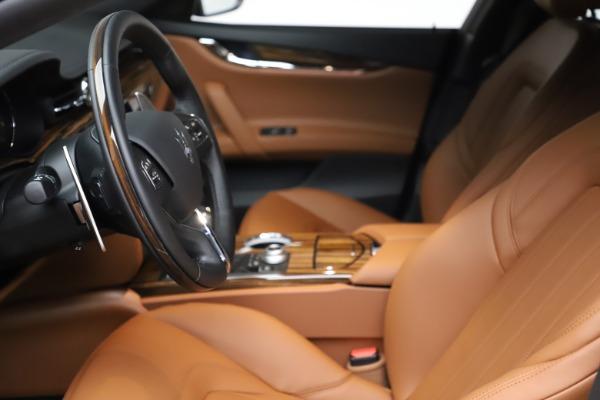 New 2021 Maserati Quattroporte S Q4 for sale $114,149 at Maserati of Westport in Westport CT 06880 14