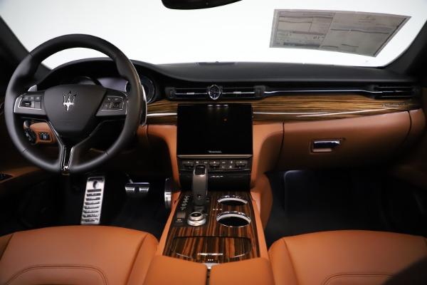 New 2021 Maserati Quattroporte S Q4 for sale $114,149 at Maserati of Westport in Westport CT 06880 16