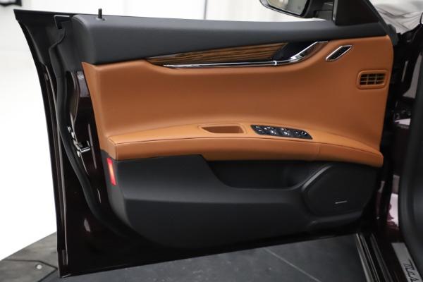 New 2021 Maserati Quattroporte S Q4 for sale $114,149 at Maserati of Westport in Westport CT 06880 17