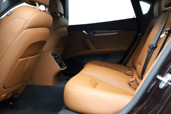 New 2021 Maserati Quattroporte S Q4 for sale $114,149 at Maserati of Westport in Westport CT 06880 18