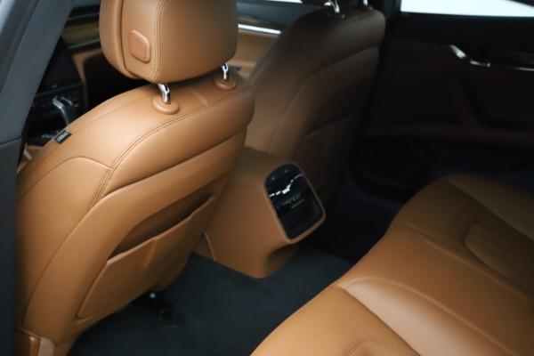 New 2021 Maserati Quattroporte S Q4 for sale $114,149 at Maserati of Westport in Westport CT 06880 19