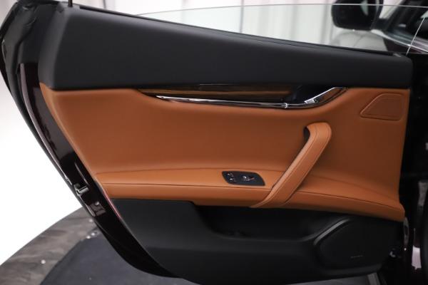 New 2021 Maserati Quattroporte S Q4 for sale $114,149 at Maserati of Westport in Westport CT 06880 20