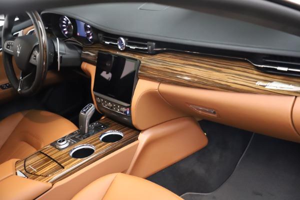 New 2021 Maserati Quattroporte S Q4 for sale $114,149 at Maserati of Westport in Westport CT 06880 21