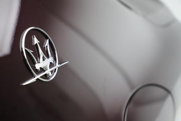 New 2021 Maserati Quattroporte S Q4 for sale $114,149 at Maserati of Westport in Westport CT 06880 23