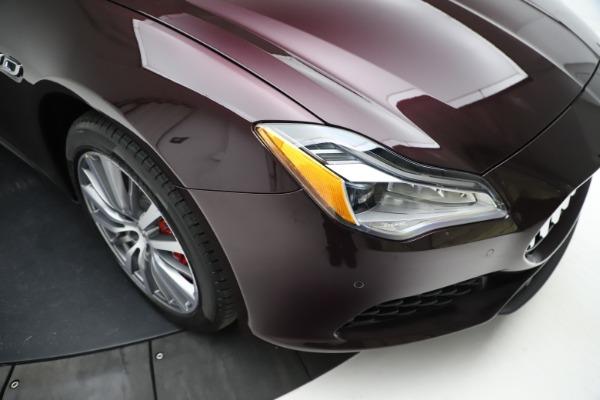 New 2021 Maserati Quattroporte S Q4 for sale $114,149 at Maserati of Westport in Westport CT 06880 24