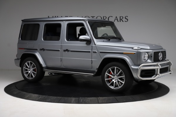 Used 2021 Mercedes-Benz G-Class AMG G 63 for sale $219,900 at Maserati of Westport in Westport CT 06880 10