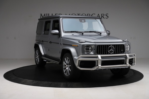 Used 2021 Mercedes-Benz G-Class AMG G 63 for sale $219,900 at Maserati of Westport in Westport CT 06880 11