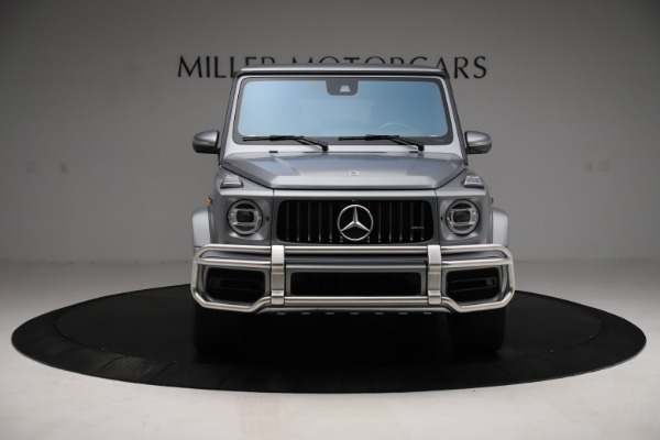 Used 2021 Mercedes-Benz G-Class AMG G 63 for sale $219,900 at Maserati of Westport in Westport CT 06880 12