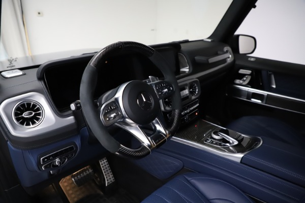 Used 2021 Mercedes-Benz G-Class AMG G 63 for sale $219,900 at Maserati of Westport in Westport CT 06880 13