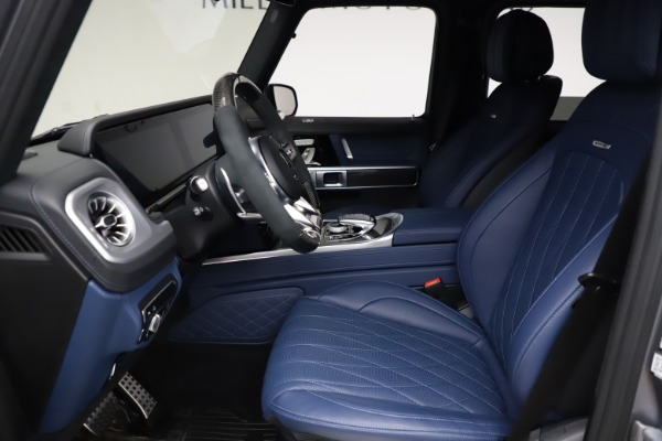 Used 2021 Mercedes-Benz G-Class AMG G 63 for sale $219,900 at Maserati of Westport in Westport CT 06880 14
