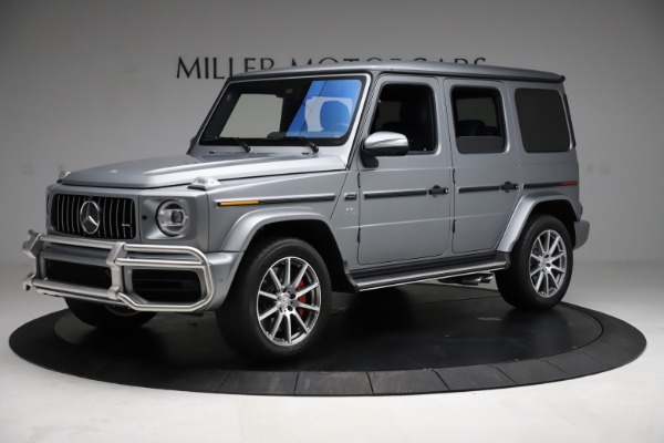 Used 2021 Mercedes-Benz G-Class AMG G 63 for sale $219,900 at Maserati of Westport in Westport CT 06880 2