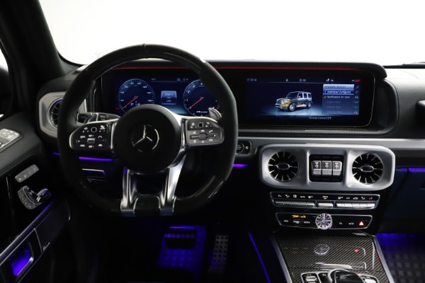 Used 2021 Mercedes-Benz G-Class AMG G 63 for sale $219,900 at Maserati of Westport in Westport CT 06880 25