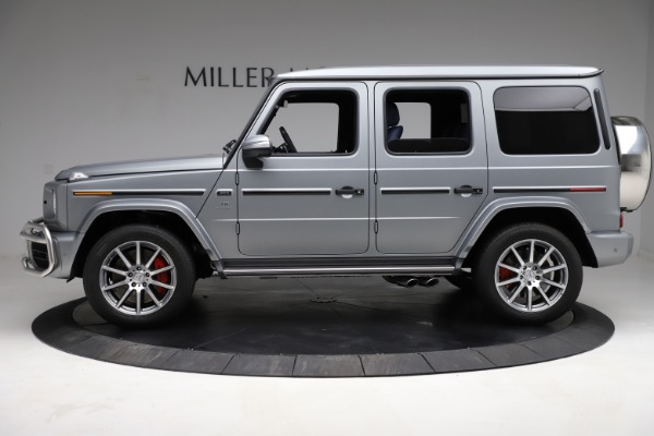 Used 2021 Mercedes-Benz G-Class AMG G 63 for sale $219,900 at Maserati of Westport in Westport CT 06880 3