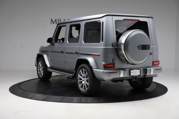 Used 2021 Mercedes-Benz G-Class AMG G 63 for sale $219,900 at Maserati of Westport in Westport CT 06880 5