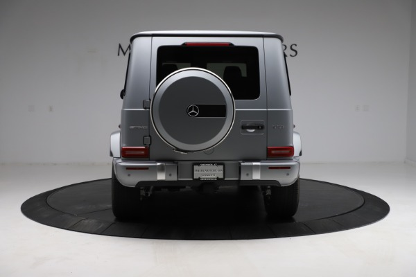 Used 2021 Mercedes-Benz G-Class AMG G 63 for sale $219,900 at Maserati of Westport in Westport CT 06880 6