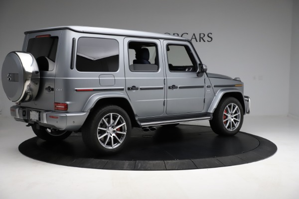 Used 2021 Mercedes-Benz G-Class AMG G 63 for sale $219,900 at Maserati of Westport in Westport CT 06880 8