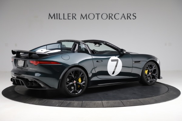 Used 2016 Jaguar F-TYPE Project 7 for sale $225,900 at Maserati of Westport in Westport CT 06880 10