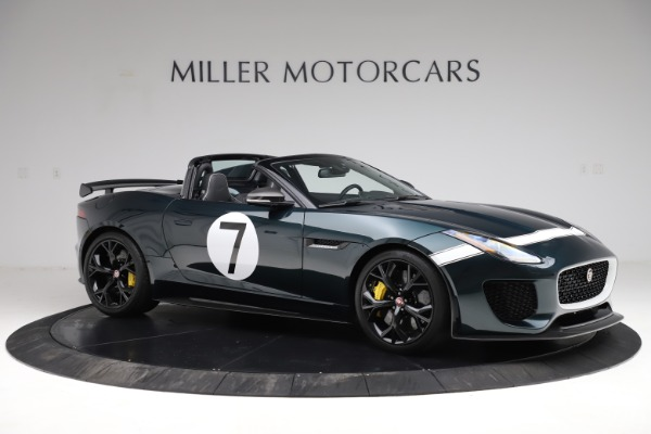 Used 2016 Jaguar F-TYPE Project 7 for sale $225,900 at Maserati of Westport in Westport CT 06880 12