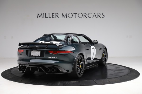 Used 2016 Jaguar F-TYPE Project 7 for sale $225,900 at Maserati of Westport in Westport CT 06880 17