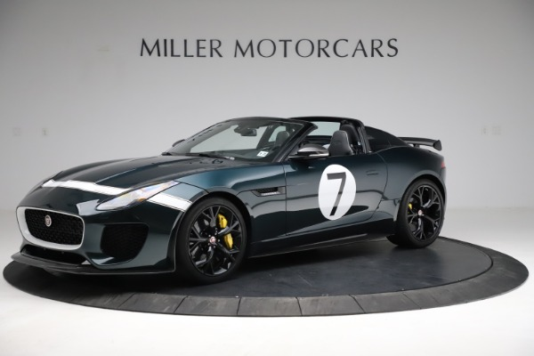Used 2016 Jaguar F-TYPE Project 7 for sale $225,900 at Maserati of Westport in Westport CT 06880 2