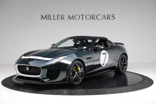 Used 2016 Jaguar F-TYPE Project 7 for sale $225,900 at Maserati of Westport in Westport CT 06880 4