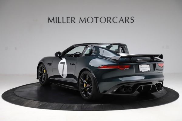 Used 2016 Jaguar F-TYPE Project 7 for sale $225,900 at Maserati of Westport in Westport CT 06880 7