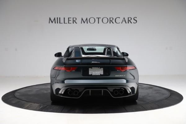 Used 2016 Jaguar F-TYPE Project 7 for sale $225,900 at Maserati of Westport in Westport CT 06880 8