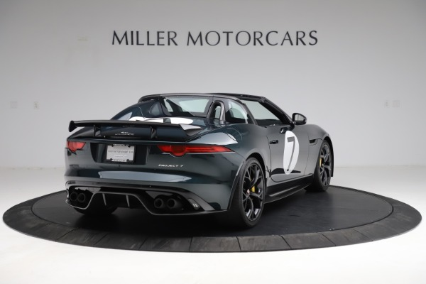 Used 2016 Jaguar F-TYPE Project 7 for sale $225,900 at Maserati of Westport in Westport CT 06880 9