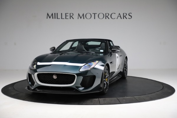Used 2016 Jaguar F-TYPE Project 7 for sale $225,900 at Maserati of Westport in Westport CT 06880 1
