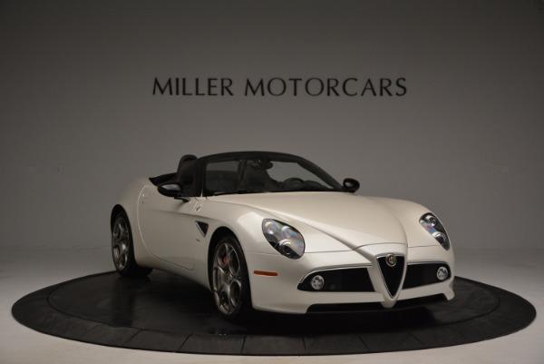 Used 2009 Alfa Romeo 8C Competizione Spider for sale $345,900 at Maserati of Westport in Westport CT 06880 11