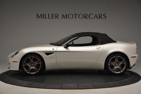 Used 2009 Alfa Romeo 8C Competizione Spider for sale $345,900 at Maserati of Westport in Westport CT 06880 14