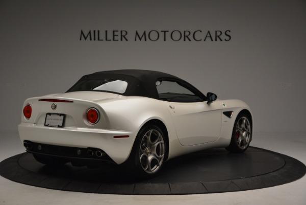 Used 2009 Alfa Romeo 8C Competizione Spider for sale $345,900 at Maserati of Westport in Westport CT 06880 16