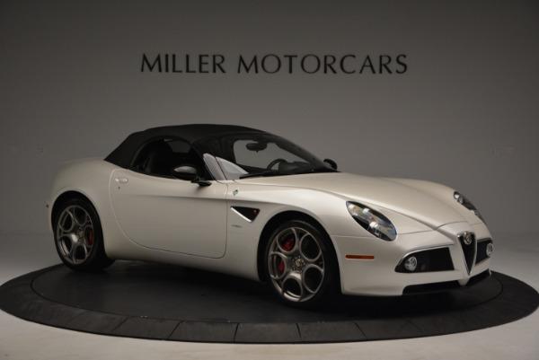 Used 2009 Alfa Romeo 8C Competizione Spider for sale $345,900 at Maserati of Westport in Westport CT 06880 17