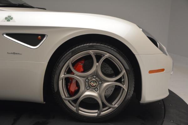 Used 2009 Alfa Romeo 8C Competizione Spider for sale $345,900 at Maserati of Westport in Westport CT 06880 19
