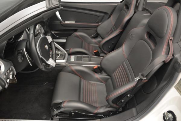 Used 2009 Alfa Romeo 8C Competizione Spider for sale $345,900 at Maserati of Westport in Westport CT 06880 22