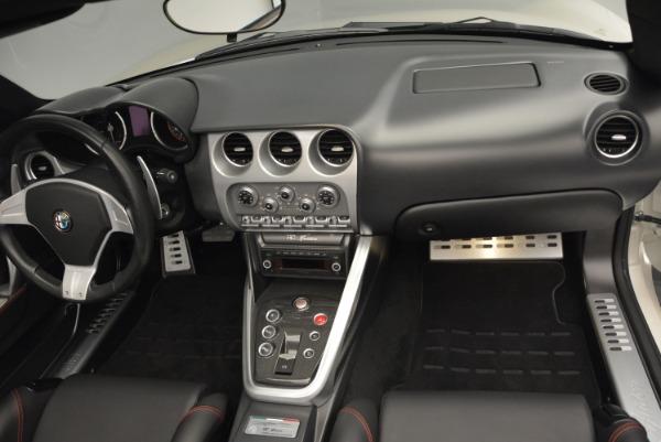 Used 2009 Alfa Romeo 8C Competizione Spider for sale $345,900 at Maserati of Westport in Westport CT 06880 27