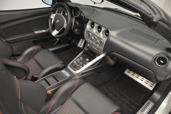 Used 2009 Alfa Romeo 8C Competizione Spider for sale $345,900 at Maserati of Westport in Westport CT 06880 28