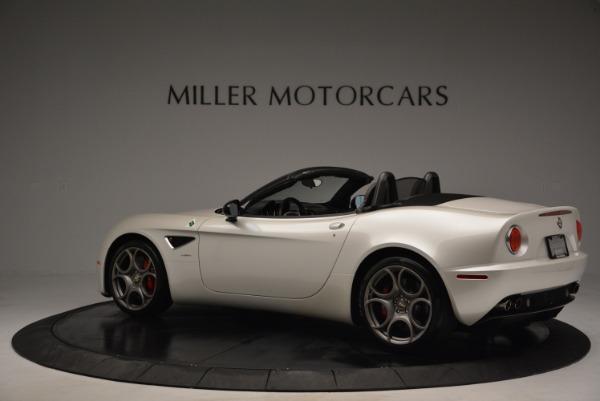 Used 2009 Alfa Romeo 8C Competizione Spider for sale $345,900 at Maserati of Westport in Westport CT 06880 4