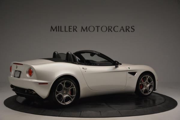 Used 2009 Alfa Romeo 8C Competizione Spider for sale $345,900 at Maserati of Westport in Westport CT 06880 8