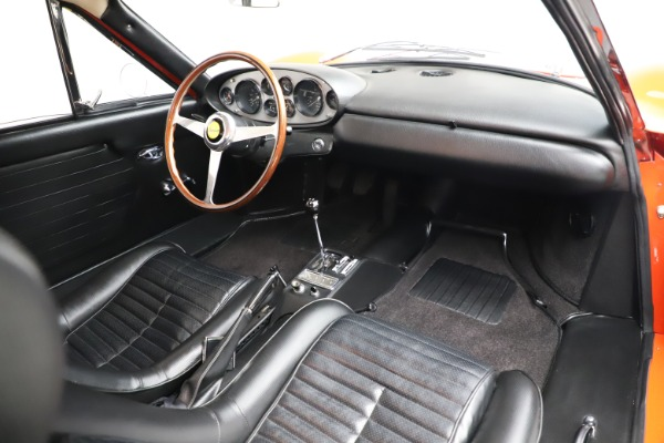 Used 1968 Ferrari 206 for sale $635,000 at Maserati of Westport in Westport CT 06880 17