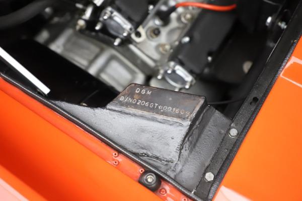 Used 1968 Ferrari 206 for sale $635,000 at Maserati of Westport in Westport CT 06880 26